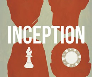poster, inception, and ellen page image