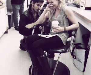 once upon a time, Jennifer Morrison, and emma swan image
