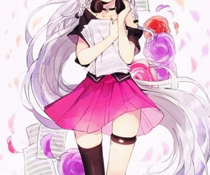 vocaloid, ia, and smile image