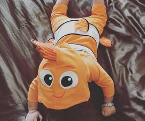 baby, cute, and nemo image