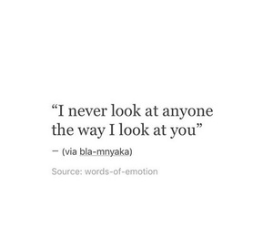 look, never, and quote image