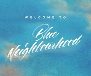 troye sivan, blue, and blue neighbourhood image