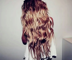 blonde, great, and hair image