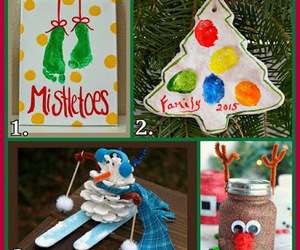 christmas, frosty the snowman, and christmas ornaments image