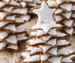 christmas, food, and winter image