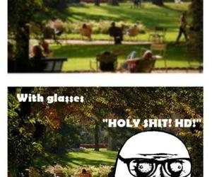 glasses, funny, and hd image
