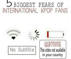 exo, fear, and exid image