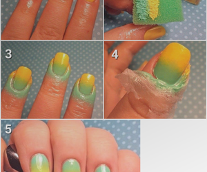 diy, nails tutorials, and diy tutorials nails image