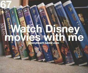disney, movies, and win my heart image