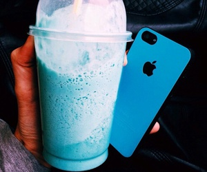 iphone and milkshake image