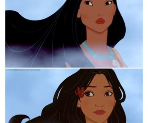 change, different, and disney image