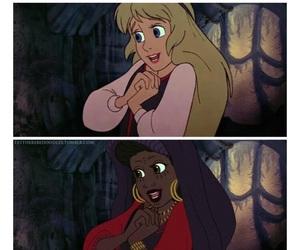 disney, change, and princess image