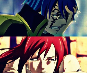anime, fairy tail, and jellal image