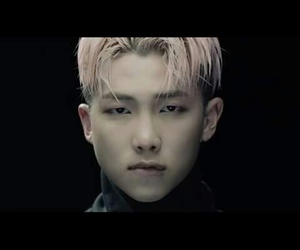 bts, rap monster, and run image