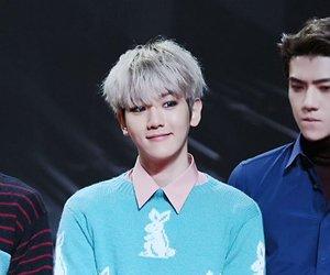 exo, baek hyun, and baekhyun image