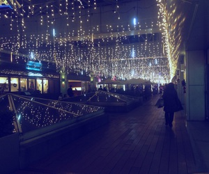 beautiful, lights, and merry image