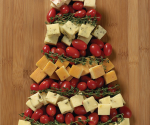 food, christmas, and tree image