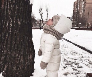 baby, child, and cold image