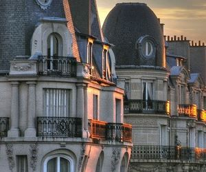 architecture, paris, and haussmann image
