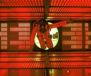 2001, kubrick, and space odyssey image