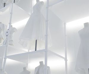 white and aesthetic image
