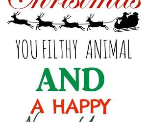 christmas, santa claus, and home alone image