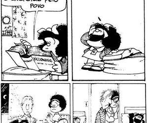 mafalda and democracy image