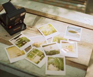 polaroid, photo, and photography image