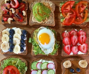 diet, egg, and fitness image