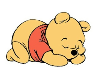cute, winnie the pooh, and disney image