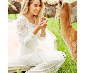 deer, fashion, and green image