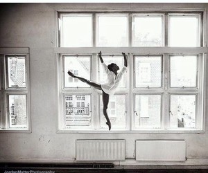 ballet, love, and beauty image