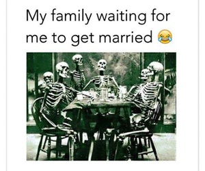 family, married, and funny image