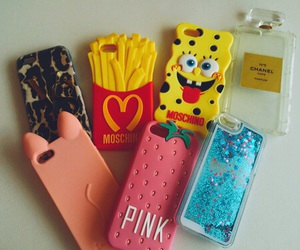 case, cute, and cellphone image