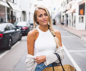 blogger, braid, and fashion image