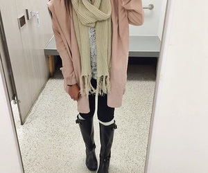 boots, fashion, and girl image