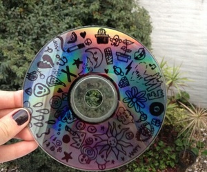 cd, grunge, and indie image