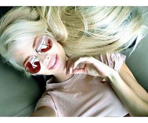 blonde, model, and alena shishkova image