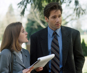mulder, scully, and the x-files image