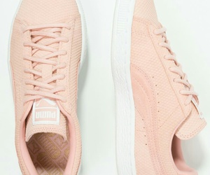 puma, sneakers, and puma suede image