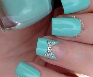 nail art, nails, and pedicure image