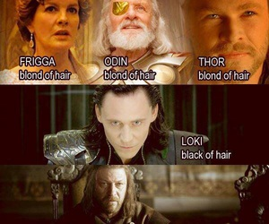 game of thrones, funny, and thor image