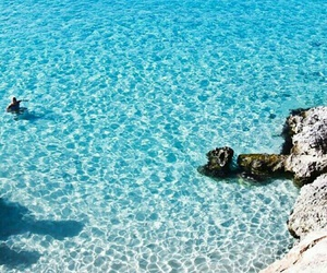 blue, clear, and malta image