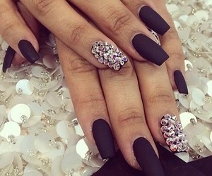 black, girl, and goals image
