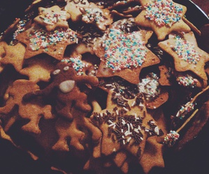 baking, christmas, and Cookies image