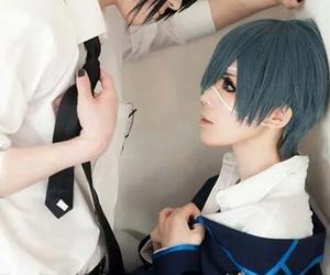 Boys Love, cosplay, and yaoi image