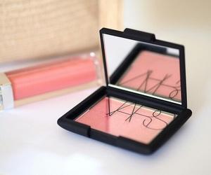 nars, pink, and makeup image