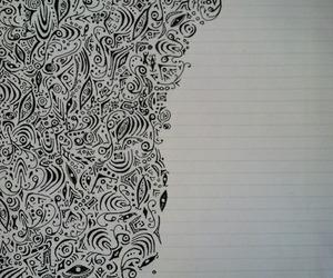 think, say, and drawing image