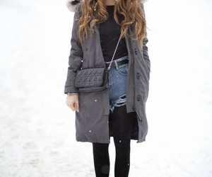 fashion, tights, and winter image