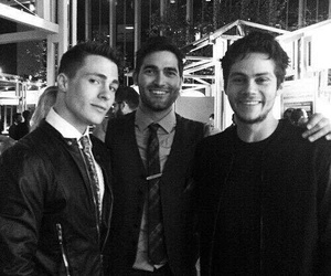 teen wolf, tyler hoechlin, and colton haynes image
